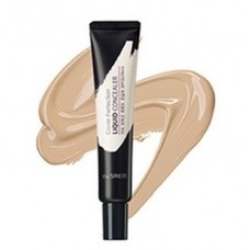 Консилер жидкий 02 (New) THE SAEM Cover Perfection Liquid Concealer 02. Rich beige 15мл