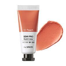 Универсальный цветной пигмент THE SAEM Semi Pro Multi Color 13 Peach 5мл
