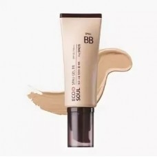 ББ крем гелевый THE SAEM Eco Soul Spau Gel BB 02 Natural Beige 40мл