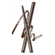 Подводка для глаз тонкая THE SAEM Eco Soul Powerproof Super Slim Eyeliner BR05 C 0,1гр