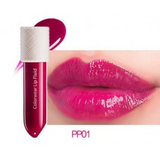 Флюид для губ THE SAEM Colorwear Lip Fluid PP01 Wine Flavor 3гр