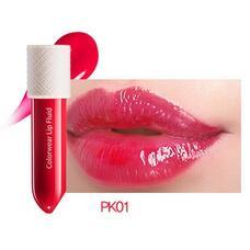 Флюид для губ THE SAEM Colorwear Lip Fluid PK01 Cherry Pie 3гр