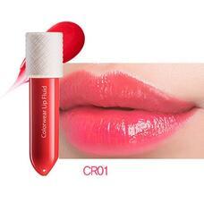 Флюид для губ THE SAEM Colorwear Lip Fluid CR01 Blush Coral 3гр