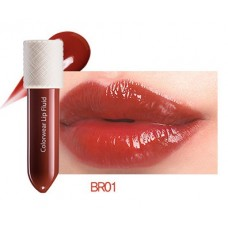 Флюид для губ THE SAEM Colorwear Lip Fluid BR01 Warm Cocoa 3гр