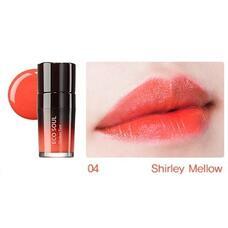 Тинт для губ двухслойный 04 THE SAEM Eco Soul Shaker Tint 04 Shirley Mellow 10гр