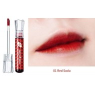 Тинт для губ гелевый 01 THE SAEM Saemmul Real Gel Tint 01 Red Soda 10гр