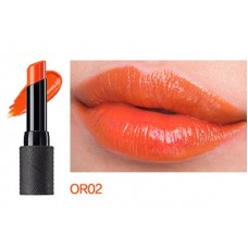 Помада для губ кремовая THE SAEM Kissholic Lipstick M OR02 Orange Flavor 4,1гр