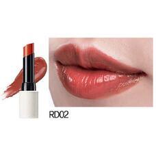 Помада для губ глянцевая THE SAEM Kissholic Lipstick G RD02 Burnt Rose 4,1гр