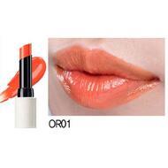 Помада для губ глянцевая THE SAEM Kissholic Lipstick G OR01 More Than You 4,1гр