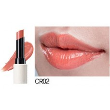 Помада для губ глянцевая THE SAEM Kissholic Lipstick G CR02 Pitch Peach 4,1гр
