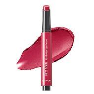 Помада для губ THE SAEM Eco Soul Kiss Button Lips Forever PK02 Lovely Chu 2,2гр