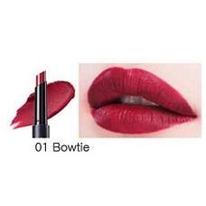 Помада для губ THE SAEM Eco Soul Kiss Button Lips Cottony 01 Bowtie 2гр
