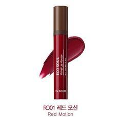 Мусс для губ THE SAEM Eco Soul Velvet Lip Mousse RD01 Red Motion 5,5гр