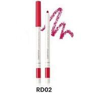 Карандаш для губ THE SAEM Saemmul Longwear Multi Lip Pencil RD02 Dragon Red 0,25гр