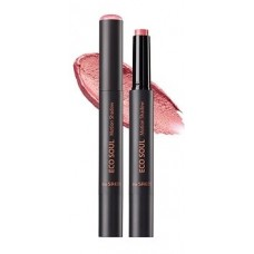 Тени для век гелевые 06 THE SAEM Eco Soul Motion Shadow 06 Cherry 2гр