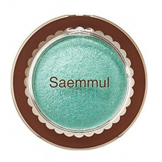 Тени для век THE SAEM Saemmul Bakery Shadow BL01 mintchip cookie 3,5 гр