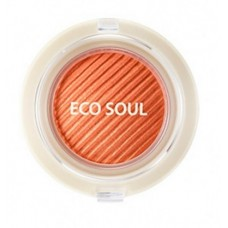 Тени гелевые для век THE SAEM Eco Soul Swag Jelly Shadow 5 Don't worry 4,8г