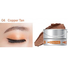Тени для век The Saem Eye Paint 04 Copper Tan 5г