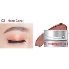 Тени для век The Saem Eye Paint 03 Haze Coral 5г