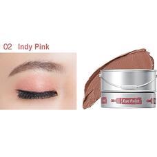 Тени для век The Saem Eye Paint 02 Indy Pink 5г
