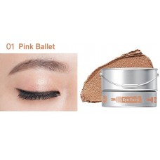 Тени для век The Saem Eye Paint 01 Pink Ballet 5г