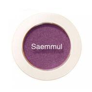 Тени для век мерцающие THE SAEM Saemmul Single Shadow (Shimmer) PP05 Sparkling Lavender 2гр