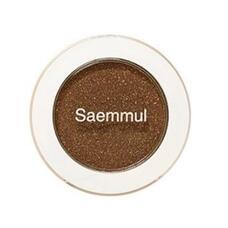 Тени для век мерцающие THE SAEM Saemmul Single Shadow (Shimmer) BR14 TMI Brown 2 гр