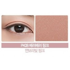 Тени для век матовые THE SAEM Saemmul Single Shadow(matte) PK08 Better Better Pink 1,6 гр