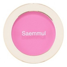 Румяна THE SAEM Saemmul Single Blusher PK03 Freeze Pink 5гр
