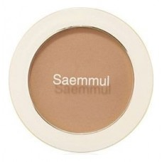Румяна THE SAEM Saemmul Single Blusher BR02 Naked Brown(Shading) 5гр