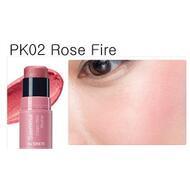 Румяна кремовые THE SAEM Saemmul Cream Stick Blusher PK02 Rose Fire 8гр