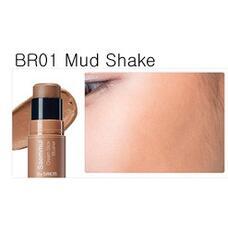 Румяна кремовые THE SAEM Saemmul Cream Stick Blusher BR01 Mud Shake 8гр
