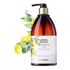 Лосьон для тела THE SAEM URBAN DELIGHT Body Lotion Citron 400 мл