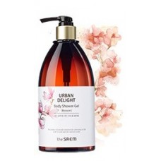 Лосьон для тела THE SAEM URBAN DELIGHT Body Lotion Blossom 400 мл