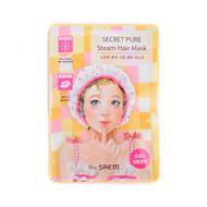 Маска паровая для поврежденных волос THE SAEM Secret Pure Steam Hair Mask 15гр/5гр