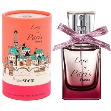 Парфюмированая вода жен. THE SAEM City Ardor Love In Paris France Eau De Perfume 30 мл