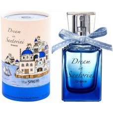 Парфюмированая вода жен. THE SAEM City Ardor Dreaming In Santorini Greece Eau De Perfume 30 мл