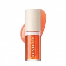 Масло для губ 03 THE SAEM ECO SOUL Lip Oil 03 Grapefruit 30 гр