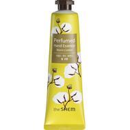 Крем-эссенция для рук парфюмированный THE SAEM Perfumed Hand Essence Warm Cotton 30 мл