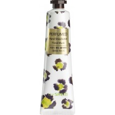 Крем-масло для рук THE SAEM Perfumed Hand Shea Butter floral Musk 30 мл