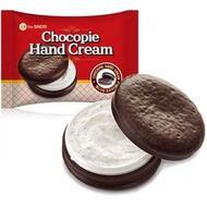 Крем для рук THE SAEM Chocopie Hand Cream Cookies & Cream 35 мл