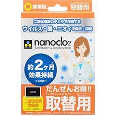 Блокатор вирусов NANOCLO2 сменное саше на 2 месяца