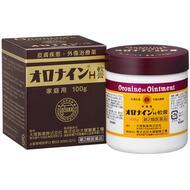 Антибактериальная и дезинфицирующая гидрофильная мазь Otsuka Pharmaceutical Oronine H 100 гр