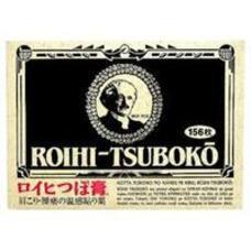 Магнитный пластырь согревающий с противовоспалительным и обезболивающим эффектом Nichiban Roihi Tsuboko № 156