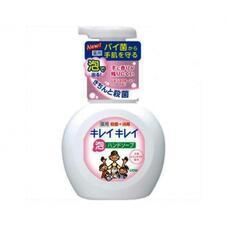 LION Kirei Kirei Пенное мыло для рук с ароматом цитрусовых фруктов, флакон-дозатор, 250 мл