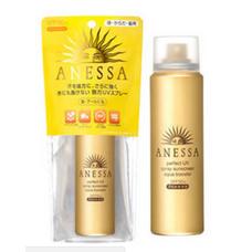 Увлажняющий солнцезащитный спрей Anessa Essence UV Sunscreen Aqua Booster Shiseido SPF50+ PA++++60 гр