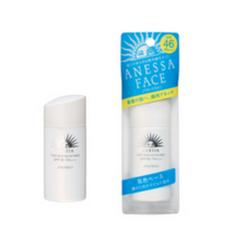 Солнцезащитный крем для чувствительной кожи Shiseido Anessa Mild Face Sunscreen SPF46 PA+++35 мл