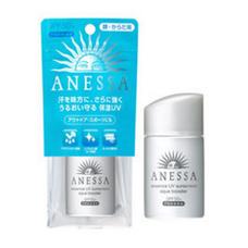 Shiseido Anessa Perfect sunscreen aqua booster солнцезащитная увлажняющая эссенция SPF50+ PA++++ 60 мл