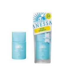 Shiseido Солнцезащитный крем для детей гипоаллергенный без добавок Anessa Baby Care Sunscreen SPF34 PA+++ 25 мл