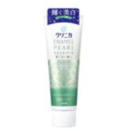 LION «Clinica Enamel Pearl Fresh Citrus Mint» - Зубная паста отбеливающего действия с освежающим ароматом цитруса и мяты